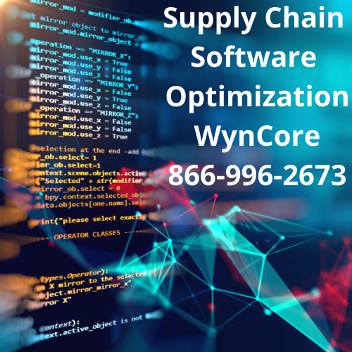 Warehouse Management System Software Customization and Upgrades WynCore 866-996-2673