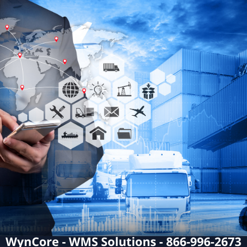 Customize Warehouse Management Software WynCore 866-996-2673
