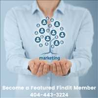 Be Found on Findit and Become a Featured Findit Member Get Exposure 404-443-3224