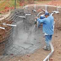 Before Photo Carolina Pool Consultants Denver NC Pool Builder 704-799-5236