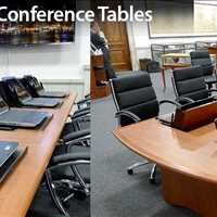 Laptop Custom Conference Tables SMARTdesks 800-770-7042