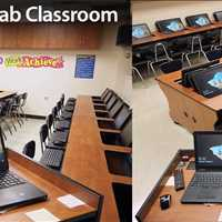 Multi Purpose Computer Lab Desks 800-770-7042 SMARTdesks