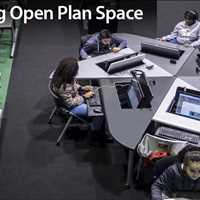 Collaborative Learning Open Space Plan 800-770-7042