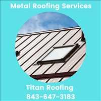 Top Metal Roofing Contractor Beaufort SC Titan Roofing 843-647-3183