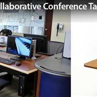 custom collaborative learning environment table workplace meeting SMARTdesks 800-770-7042 design