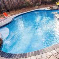 Iron Station NC Custom Inground Luxury Concrete Swimming Pools - CPC Pools 704-799-5236