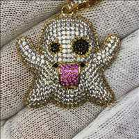 Ghost bling bling jewelry - Hip Hop Bling