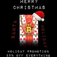 Merry Christmas, from HipHopBling.com
