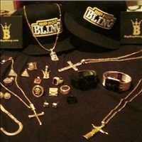 Much love to Gage Durley for his massive Hip Hop Jewelry collection #HipHopBling