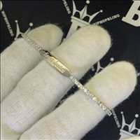 Yes, we even make custom women's jewelry at Hip Hop Bling, hit us up for more