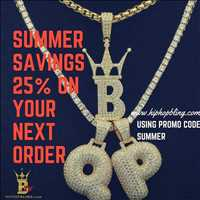 Summer Savings At Hip Hop Bling