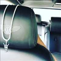 Bentley And Bling, Cop A New Piece Today From Hip Hop Bling