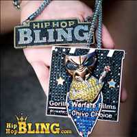 Custom pendants, you want the best and we provide at Hip Hop Bling
