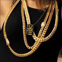 Fine collection of Cuban Chains for sale, Hip Hop Bling