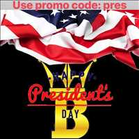 Presidents day sale on hip hop jewelry
