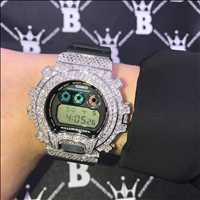 Last chance to get beautiful G-Shock diamond crusted piece from Hip Hop Bling