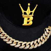 Cuban Links fresh af. Hip Hop Bling