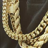 Iced Out Chains A Lit As Kamikaze From Eminem