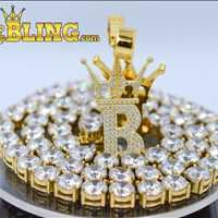 Bling Tennis Chains For Ya'll, come snatch that ice
