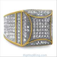 Hip Hop Bling Rings On Sale for Every Occassion