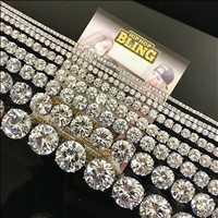 Diamond Bling Bling Tennis Chains For Sale