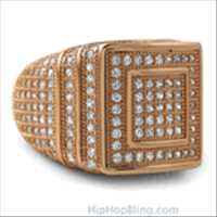 Great Ring Styles from Hip Hop Bling