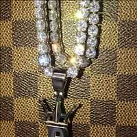 Supreme sparkle, handmade never fade tennis chains, 6mm of pure swagger - Hip Hop Bling