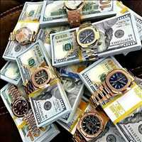 Time is money and money is time - Hip Hop Bling