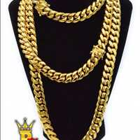 Heavy Gold Chains For All The G's out there