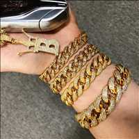Bangin Cuban Link bracelets for sale from Hip Hop Bling