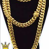 Nothing but QUALITY, gold chains