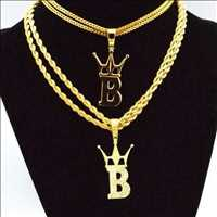 Gold Hip Hop Chains From Hip Hop Bling