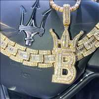 Fresh ice over baguettes over chains, you feel that vibe? Get yours today from HipHopBling.com