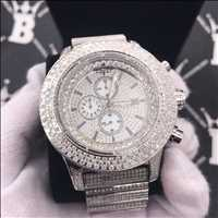 13 carat of pure ice on your wrist, courtesy of Hip Hop Bling
