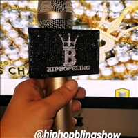 For the next big interviews, follow us at @hiphopblingshow @hiphopblingtv