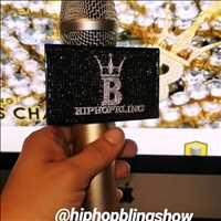 For the next big interviews, follow us at @hiphopblingshow @hiphopblingtv