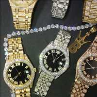 Drip in diamonds, upgrade your swagger with Hip Hop Bling