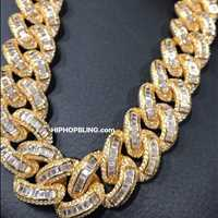 Best seller for 3 years plus, one of the most boss chains we've ever made