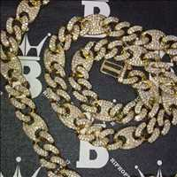 Absolute FIRE hip hop jewelry from Hip Hop Bling