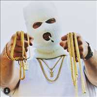 Straight Thuggin Hip Hpp Chains