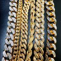 Choose your perfect chain and represent in pure fire from Hip Hop Bling