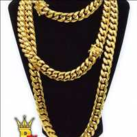 Big Money Gold Hip Hop Chains