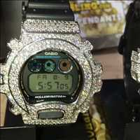 Half price, custom g-shock drippin at Hip Hop bling, get yours.