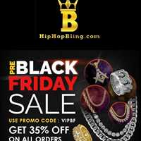 Black Friday sale on NOW -> Hip Hop Bling