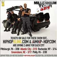 Regram repost for a chance to win Millenniumb2k tickets - Hip Hop Bling