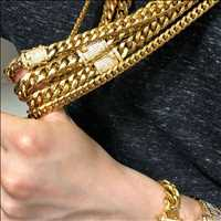 Fresh Gold Cuban Chains