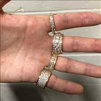 Iced Out Rings And Bling Bling Jewelry For Sale From Hip Hop Bling