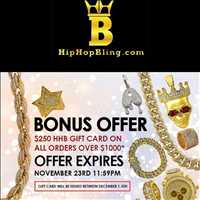 Get $250 to spend in December on BLACK FRIDAY SALE purchases!