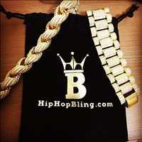 Gold Rope Bracelets, Baller Bracelets, the BEST Hip Hop Bracelets