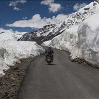 Ladakh High Motorcycle Tour